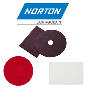 Norton Buffer Pads - Polish Pads
